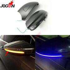 Car Dynamic LED Turn Signal Light For VW GOLF 6 MK6 GTI R32 R20 2008-2014 Touran