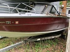 New Listing1982 Renken Open Bow Omc I/O Trailer Philipsburg, Pa | No Fees & No Reserve