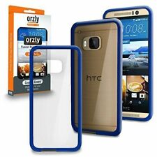 Blue Mobile Phone Bumpers for HTC One