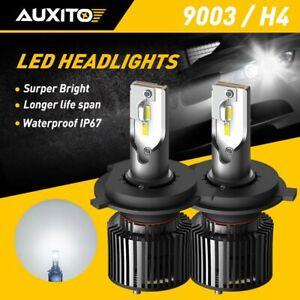 AUXITO H4 9003 LED Headlight Bulbs Hi Low Beam Conversion Kit 6000K PlugPlay HCN