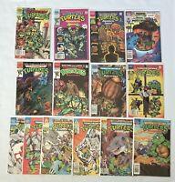 TEENAGE MUTANT NINJA TURTLES Adventures 14 Comic Lot 3 Specials 92 Shark 1-3