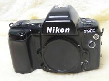 NIKON F90X N90S FILM SLR BODY - WORKING CONDITION excellent condition.