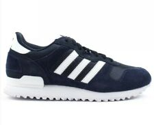 1379ad0f4 Adidas Originals ZX 700 Men s Size 8 Athletic Shoes Navy Blue White BB1212