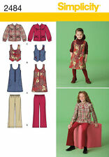 Child Trousers Sewing Patterns