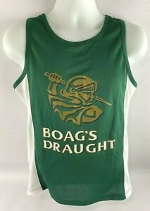 Boags Draught (Tasmania) SINGLET Buffalo Sports Brand - Size Medium - Breweriana