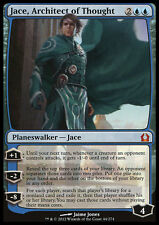 JACE ARCHITECT OF THOUGHT NM mtg Return to Ravnica Blue - Planeswalker Mythic