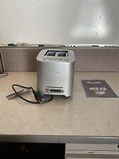 Breville Bta830Xl Die-Cast Smart Toaster