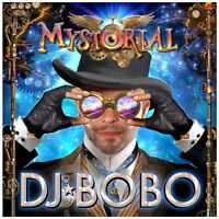 DJ BOBO - MYSTORIAL   CD NEW+