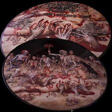 Cannibal Corpse - Gore Obsessed LP - Picture Disc Vinyl - NEW COPY Death Metal