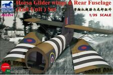 Bronco 1/35 Airspeed A.S.51 HORSA Glider Mk. I Wings & arrière de fuselage (empennage)