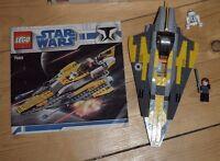 Anakin`s Star Fighter™ Star Wars™ Set 7669 mit Minifiguren !