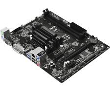 ASRock J3710M (Geen I/O-Shield) - Onboard CPU