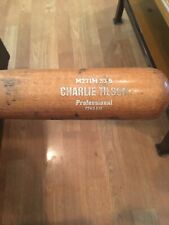 Chicago White Sox Charlie Tilson Game Used Bat Cardinals Pittsburgh Pirates