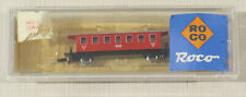 Roco 28965 Train Car, Gauge, red passenger car