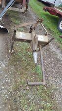 Bark Buster Auger Type Log Wood Splitter Spliter Tractor PTO Shaft Machine