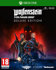 Wolfenstein Young Blood Deluxe Edition Xbox One