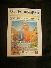 Collection-Mania 2000 - 12ème journée de la collection - N°spécial 16/04/2000