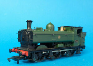 Kit Built GWR Pannier 57xx 0-6-0 Etched Brass Chassis Mashima motor OO Finescale