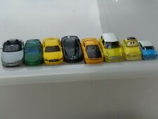 LOT of 8 Die cast Toy Cars. Some Hot Wheels and Others scale is or close to 1:64