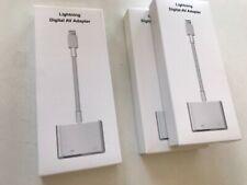 Apple Lightning To HDMI Adapter -  Apple Lightning Digital AV - New!