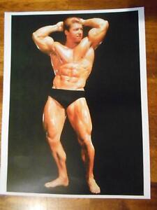 LARRY SCOTT bodybuilding muscle photo