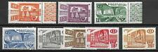 Belgium stamps 1950 OBP SP322-SP329 MNH VF TRAIN stamps