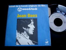 JOAN BAEZ/WOODSTOCK/BO FILM/FRENCH PRESS