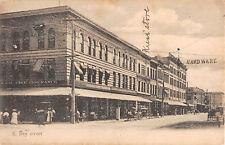 1908 Stores E. Bay St. Jacksonville FL post card