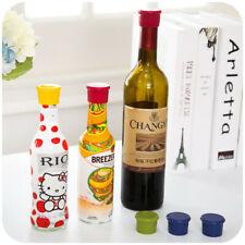 Bar Tools Silicone Wine Liquor Bottle Stopper Rubber Stopper Kitchen Accessories