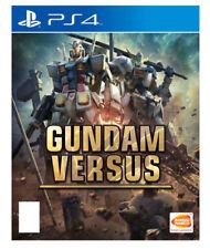 Gundam Versus - PlayStation 4 (PS4, 2017) Brand NEW Sealed