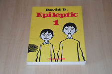 BD Epileptic tome 1 David B - anglais - L'association