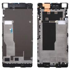 Carcasa Marco Marco central tapa compatible para Google píxeles 2XL negro NUEVO