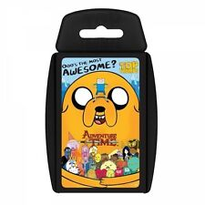 Top TRUMPS - Adventure Time and Unopened 2015