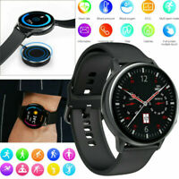 S20 ECG Smart Watch Touch Screen IP68 Waterproof Android IOS SmartWatch