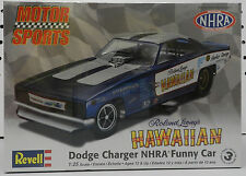 DRAG RACING SCAT PACK DODGE BOYS HAWAIIAN CHARGER FUNNY CAR NOS REVELL MODEL KIT