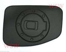 BLACK FUEL CAP OIL TANK COVERS FOR FORD RANGER PX XL XLT WILDTRAK 2012 2013 2014