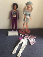 Original Jem and The Holograms Jerica and Rio 1985