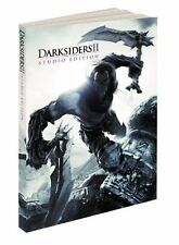 Darksiders II: Prima Official Game Guide Studio Edition [Hardcover, 368 pgs] NEW