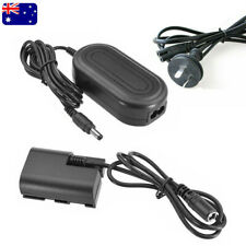 ACK-E6 AC Power Adapter + DC Coupler For Canon 5D Mark II III 7D 60D 70D 80D 90D