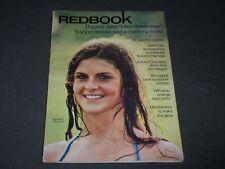 1971 AUGUST REDBOOK MAGAZINE - KATHLEEN GIROUARD COVER - B 3036