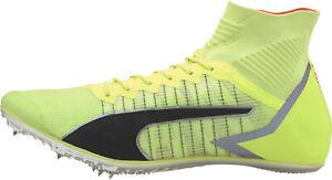 Puma evoSPEED Tokyo Brush Mid Running Spikes - Yellow