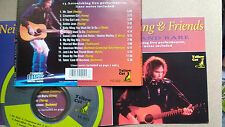 Neil Young and Friends (GUESS WHO DEVO etc)  -rare 1995 import cd 13 live trax