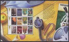 Gran Bretaña - 2008 'James Bond' descosido folleto panel-Um/estampillada sin montar o nunca montada *
