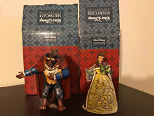 Disney Traditions Beast And Belle Beauty Ornament Christmas