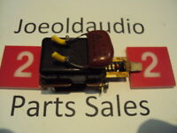 Kenwood KR 3400 ON/OFF Switch. Part # SMK S40-2037. Tested. Parting Out KR 3400