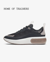Nike Air Max Dia Off Noir Black Summit White Pu Girls Women's Trainers All Sizes