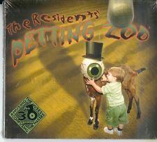 THE RESIDENTS - Petting Zoo - Digipack CD 2002 NEU & OVP
