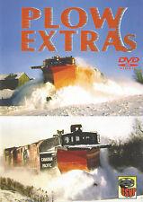 Plow Extras DVD CP CN Railroad Greg Scholl NEW!