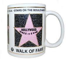 Walk of Fame Stars of Hollywood Mug - 3344