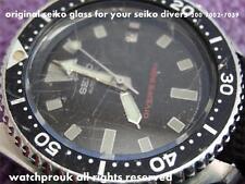 SEIKO DIVERS 200 ORIGINAL GLASS 7002-7039  7002.7039  7002-7029 7002.7029